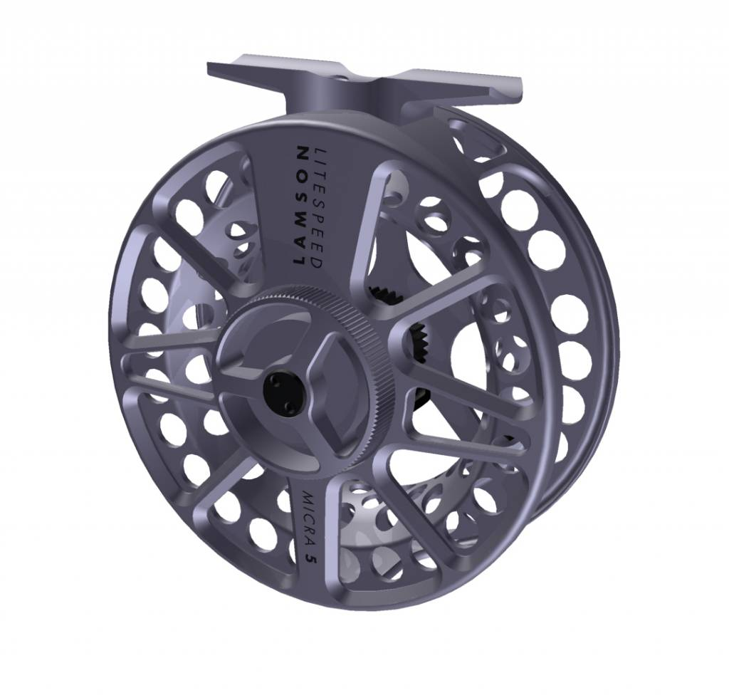 Waterworks-Lamson Litespeed Micra-5 Reel
