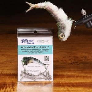 Fish Skull Articulated Fish Spine Combo Pack