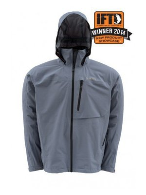 Simms Acklins Jacket - Night Shade