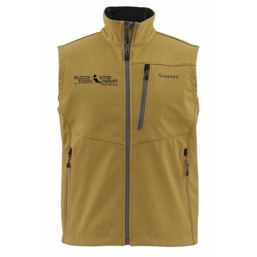 Simms MRFC Logo Windstopper Vest