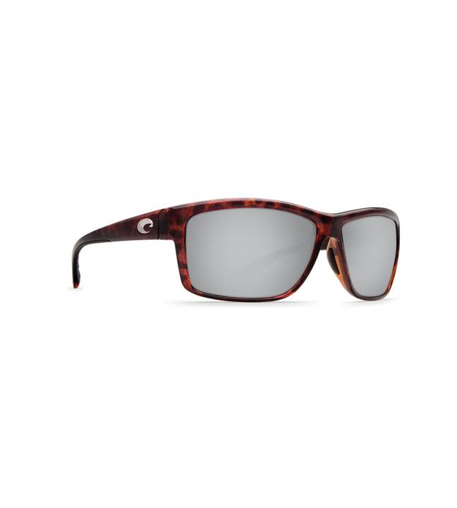 Costa Mag Bay Sunglasses Tortoise Silver Mirror 580G