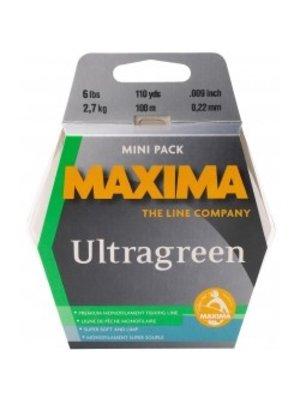 Maxima Ultragreen Mini Pack Tippet Spools
