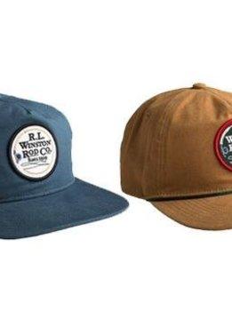 R.L. Winston Vintage Patch Hat