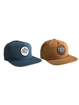 R.L. Winston Vintage Patch Hat
