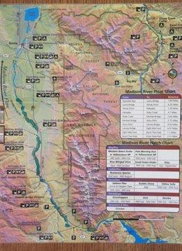 Madison River Pocket Map