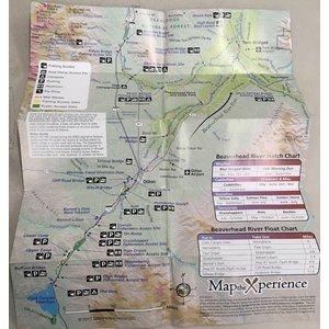 bb4649a136 Madison River Ruby River Beaverhead River Pocket Map