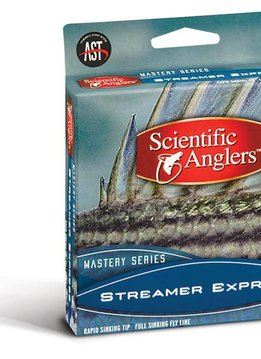 Scientific Anglers Mastery Streamer Express Full Sinking Line