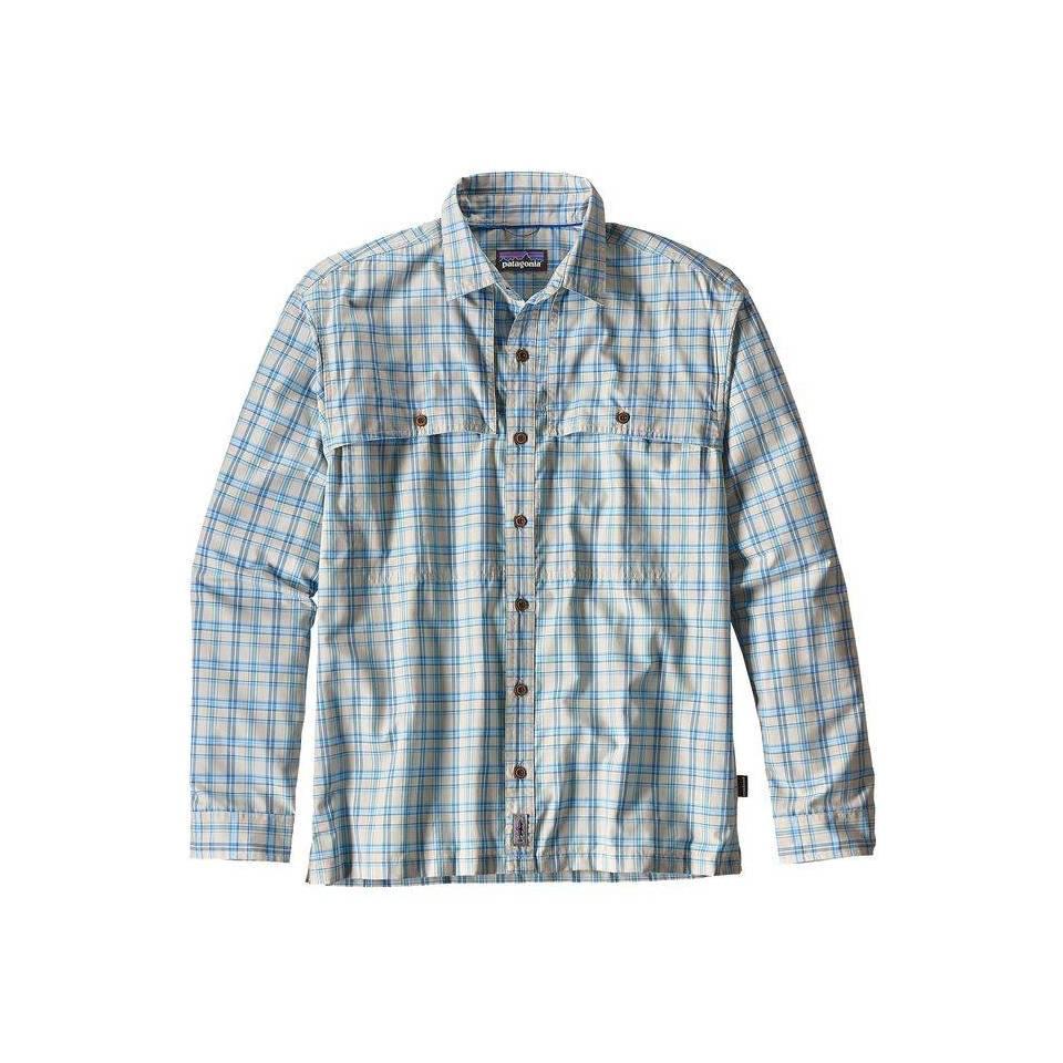 Patagonia Men's Island Hopper II LS Shirt