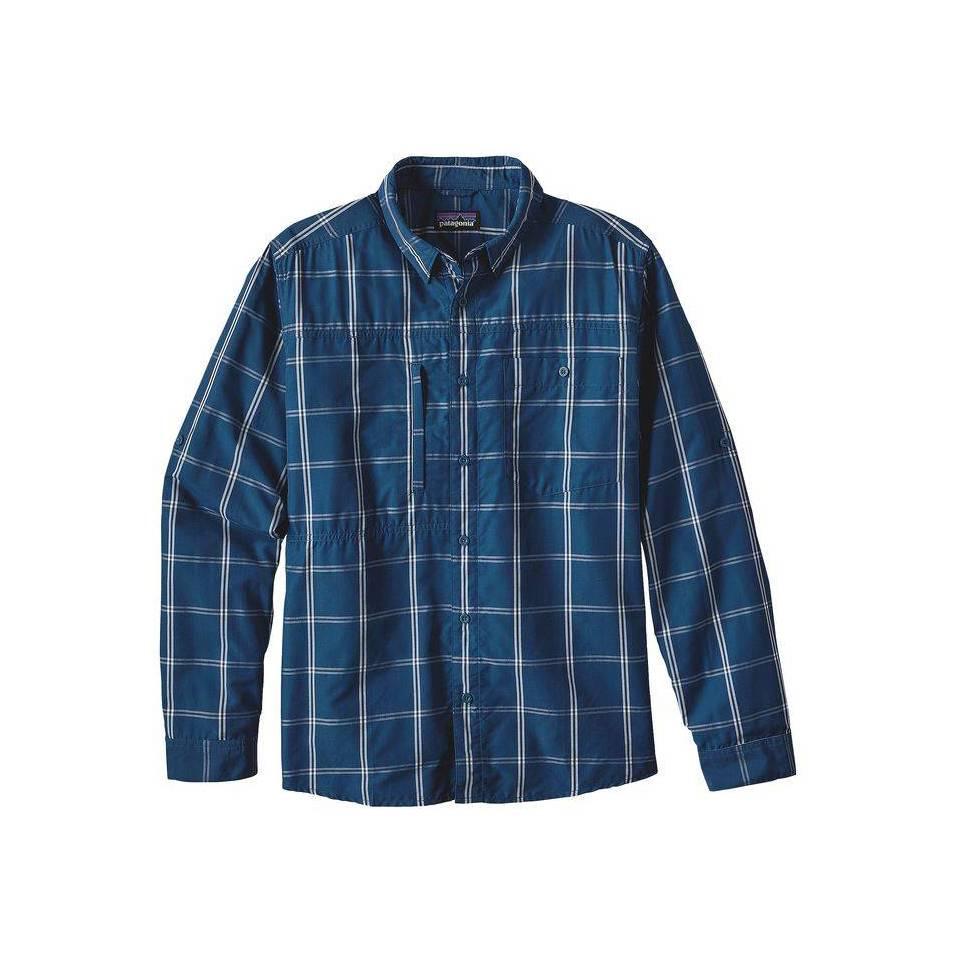 Patagonia Men's LS Gallegos Shirt
