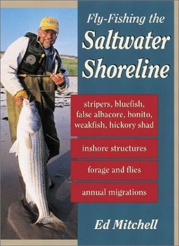 Fly Fishing the Saltwater Shoreline-Mitchell