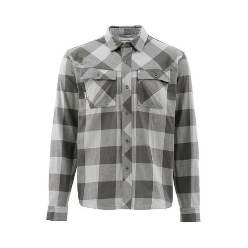 Simms Heavyweight Flannel