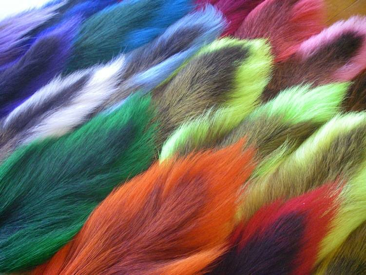 Hareline Dyed Bucktail