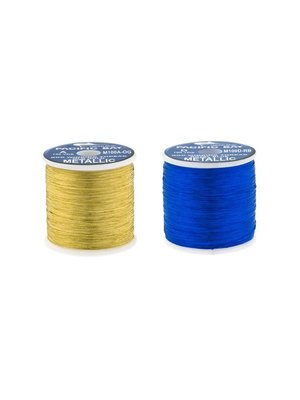 PACBAY Metallic Rod Thread