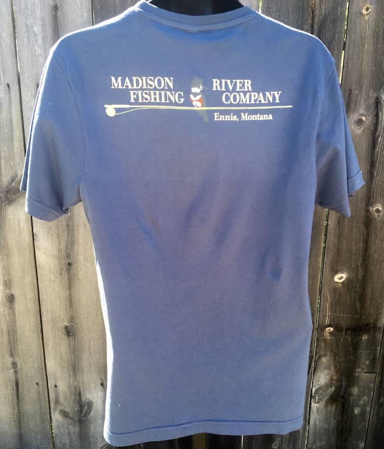 Ouray Sportswear MRFC Logo Cotton S/S T-Shirt