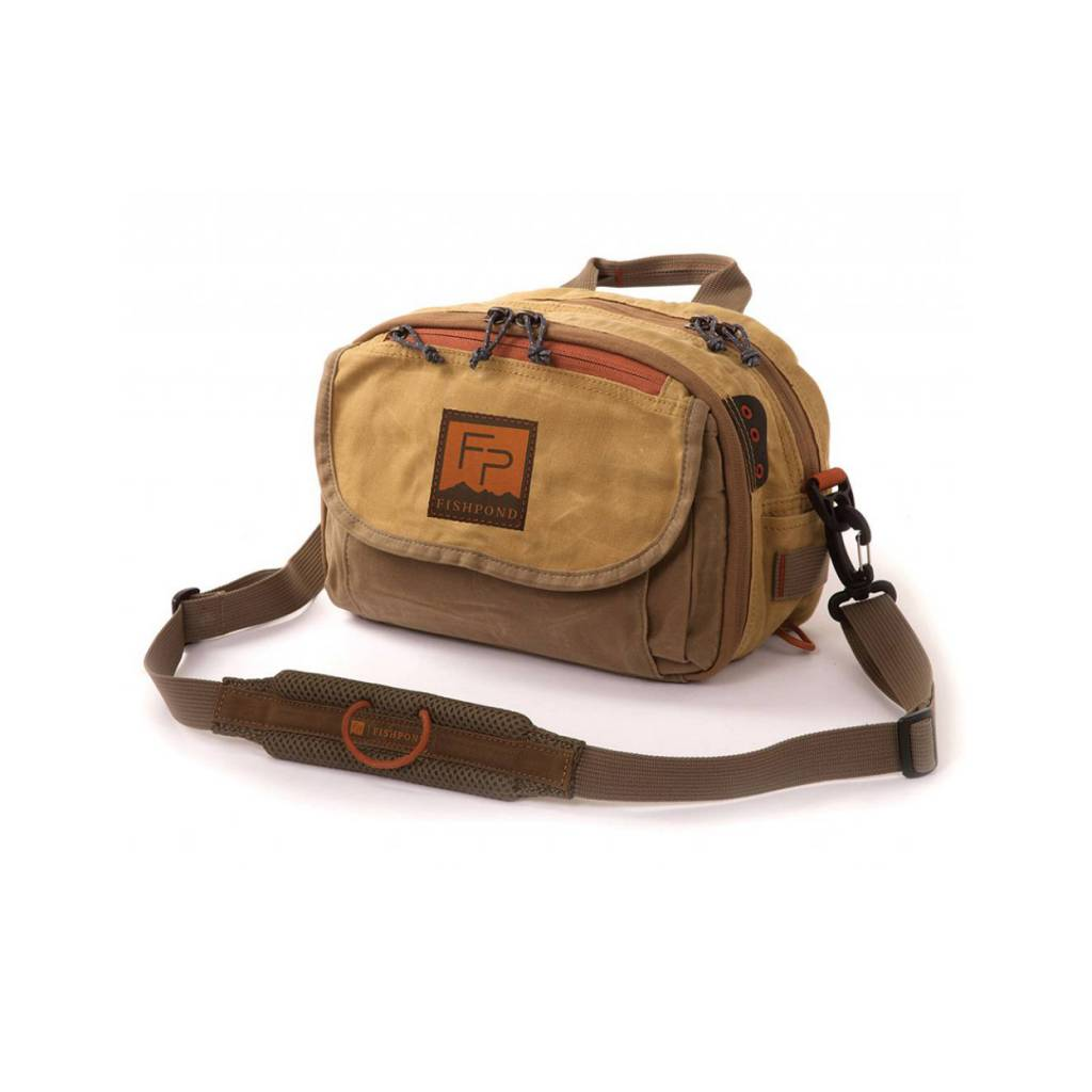 Fishpond Blue River Chest/Lumbar Pack