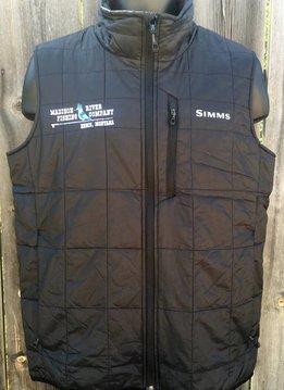 Simms MRFC Logo Fall Run Vest