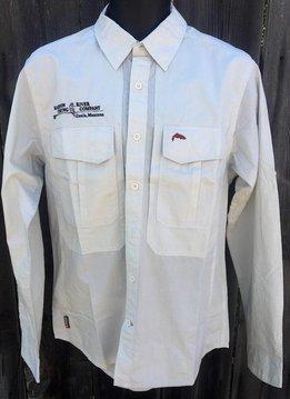 Simms MRFC Logo Deceiver LS Shirt