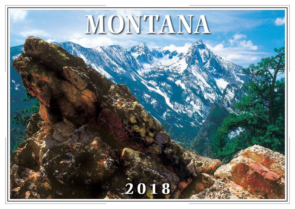 CREATIVE Montana Calendars-2018