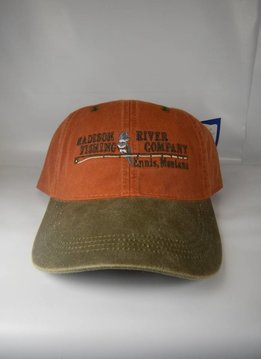 Ouray Sportswear MRFC Logo Hat - Canyon