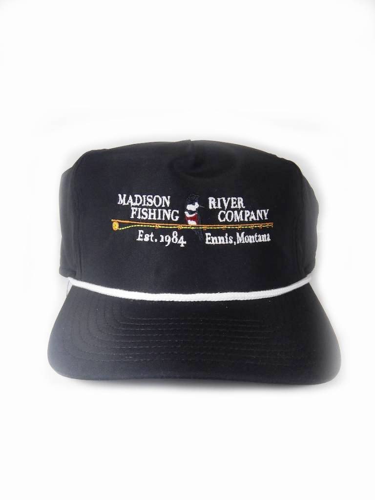 Imperial Headwear MRFC Logo Harris Black/White