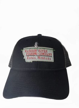 Ouray Sportswear MRFC Industrial Canvas Hat