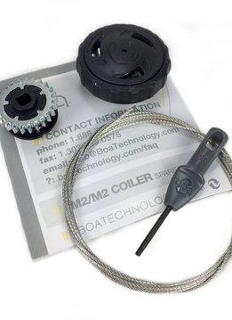 Korkers Series 20 BOA Knob/Reel/Tool Combo