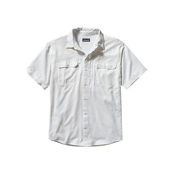 Patagonia Men's Sol Patrol S/S Shirt