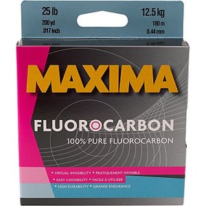 Maxima Fluorocarbon One Shot Spool