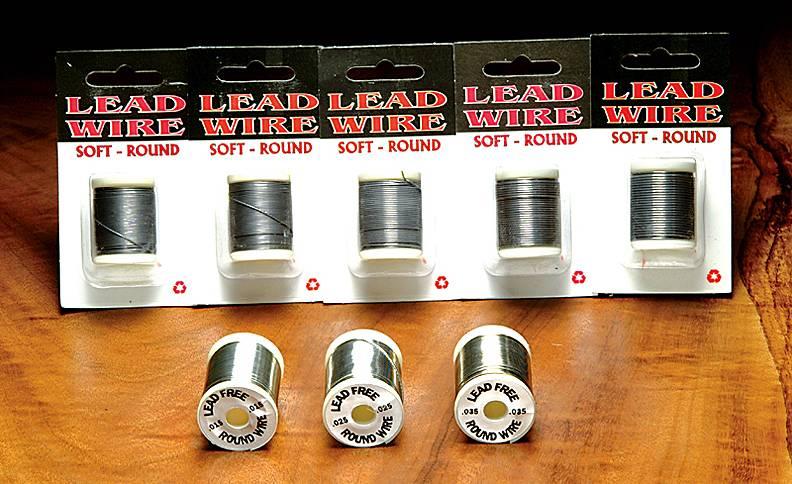 Hareline Lead Wire Spool