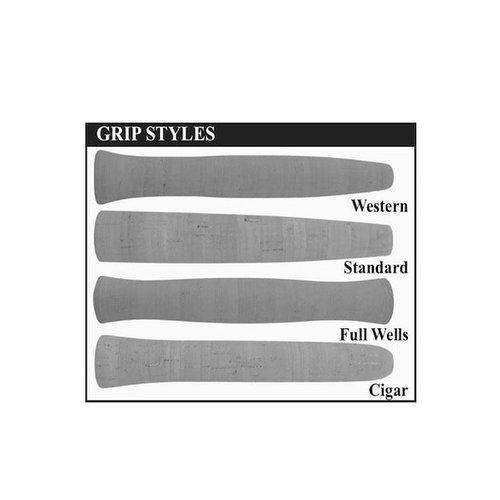 REC Flor Grade Inletted Cork Grips