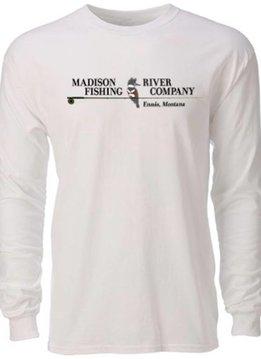 Ouray Sportswear MRFC Logo LS T-Shirt