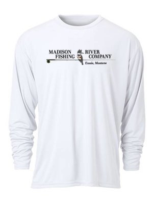 Ouray Sportswear MRFC Logo Performance L/S T-Shirt