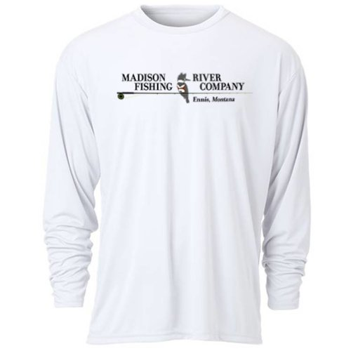 MRFC Logo Performance L/S T-Shirt