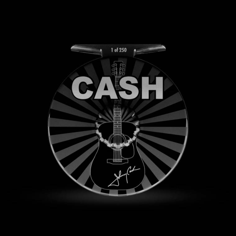 Abel Limited Edition Johnny Cash Super Series Reel