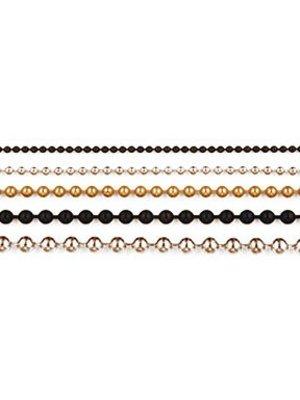 Wapsi Fly, Inc Wapsi Bead Chain Eyes