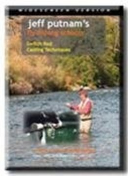 DVD-Jeff Putnam's Fly Fishing School - Switch Rod Casting Techniques