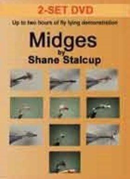 DVD-Tying Midges - Shane Stalcup