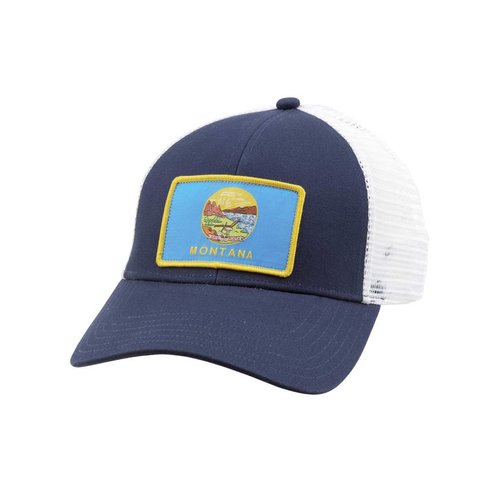 Simms Patch Truckers