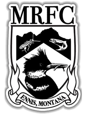 MRFC Sticker