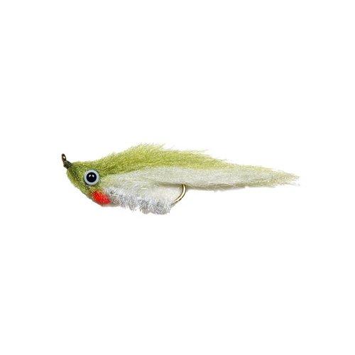 PUGLISI Trout Minnow #4 - Olive