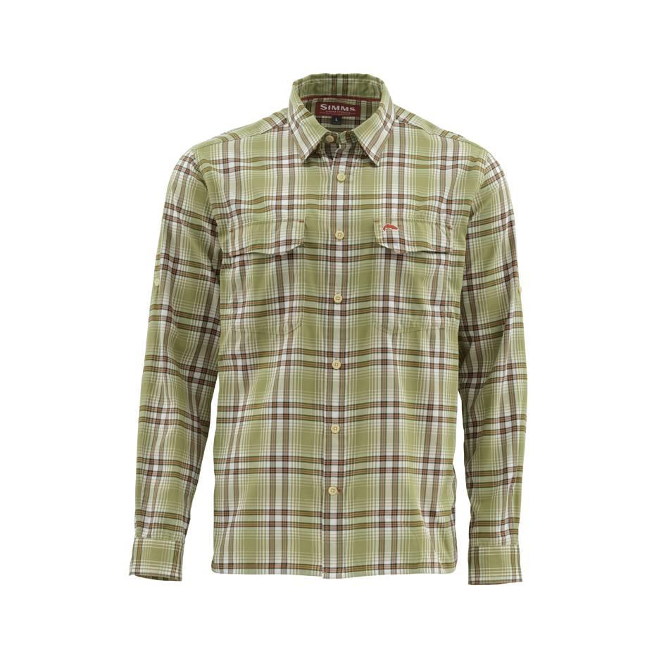 Simms Legend LS Shirt