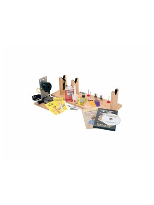 FLEX COAT Complete Rod Building Tool Kit