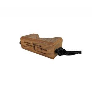 Wood Magnetic Rod Holder