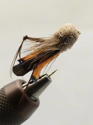 Spent Hopper Burks #8