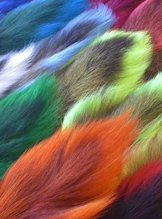 Dyed Bucktail