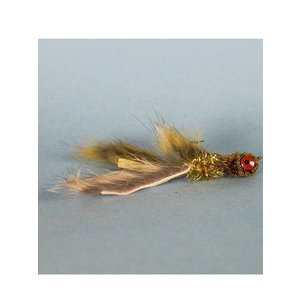 Olive Big Eyed Sculpin Candy #6