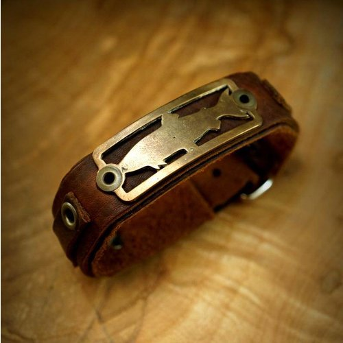 Sight Line Provisions Lost Cast Bracelet Collection