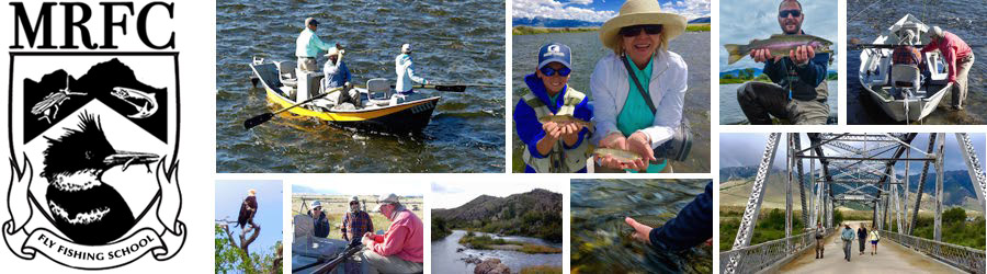 Fly Fishing Schools Montana Madison River Fishing Company Mrfc