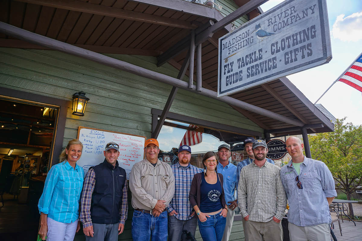 Madison River Fishing Company is a fly shops in Ennis MT featuring madison river guide trips, online fly fishing store and more.