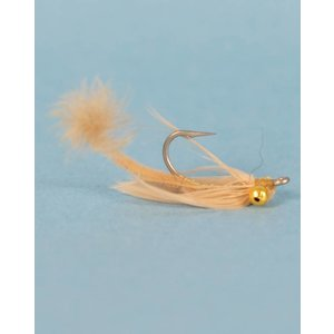 Bonefish Worm Tan 6